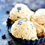 Chocolate Chip Pumpkin Ice Cream