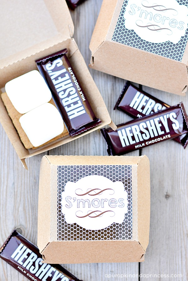 printable picture smores recipes | just b.CAUSE