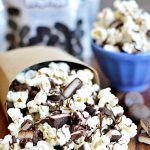 Peppermint Patties Popcorn