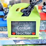 Cookie Teacher Gift Printable