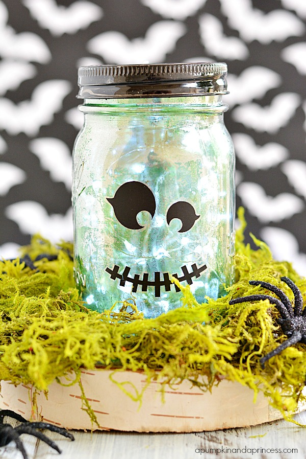 Mercury Glass Mason Jar