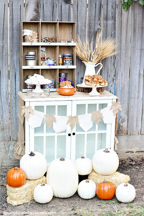 No-Carve-Pumpkin-Decorating-Party