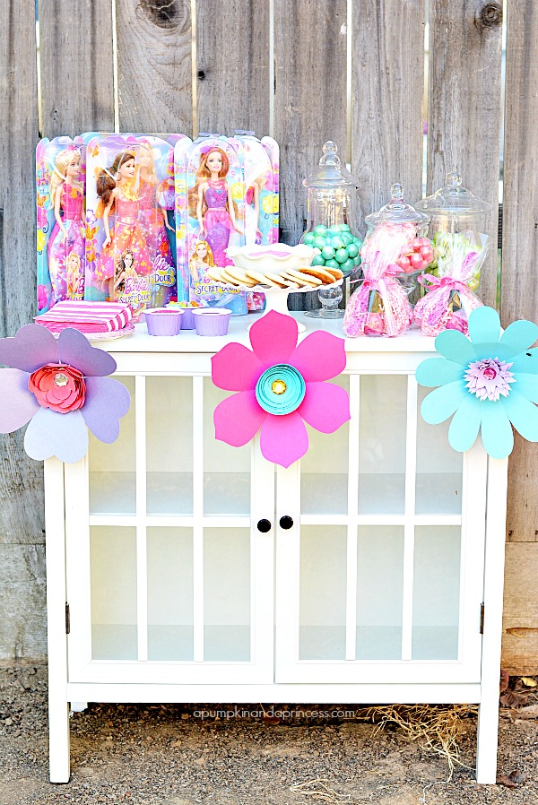 Barbie and the Secret Door Party