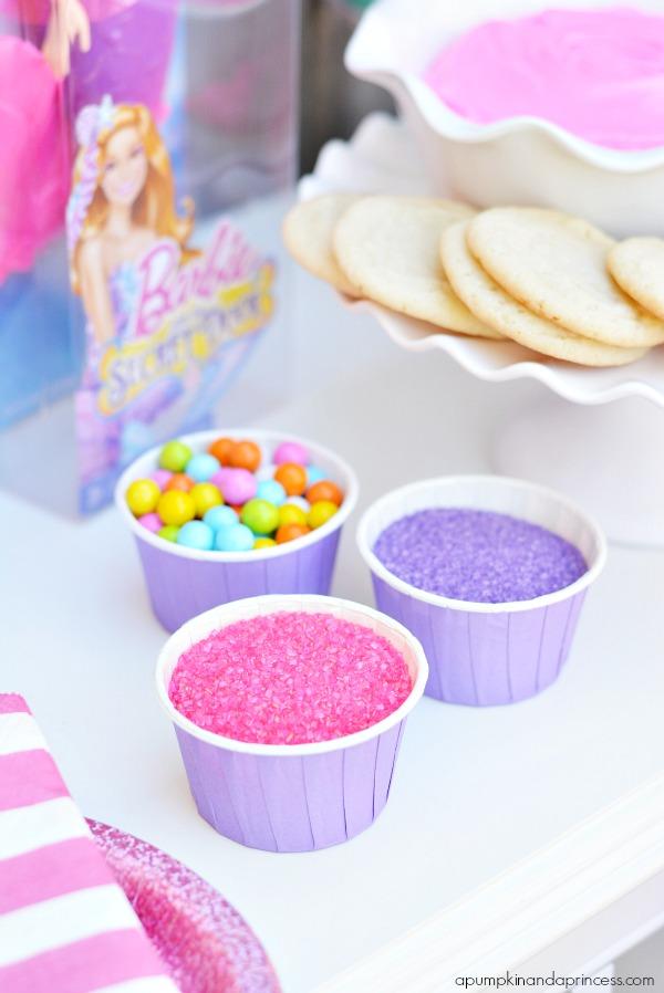 Cookie Decorating Party - Sprinkles