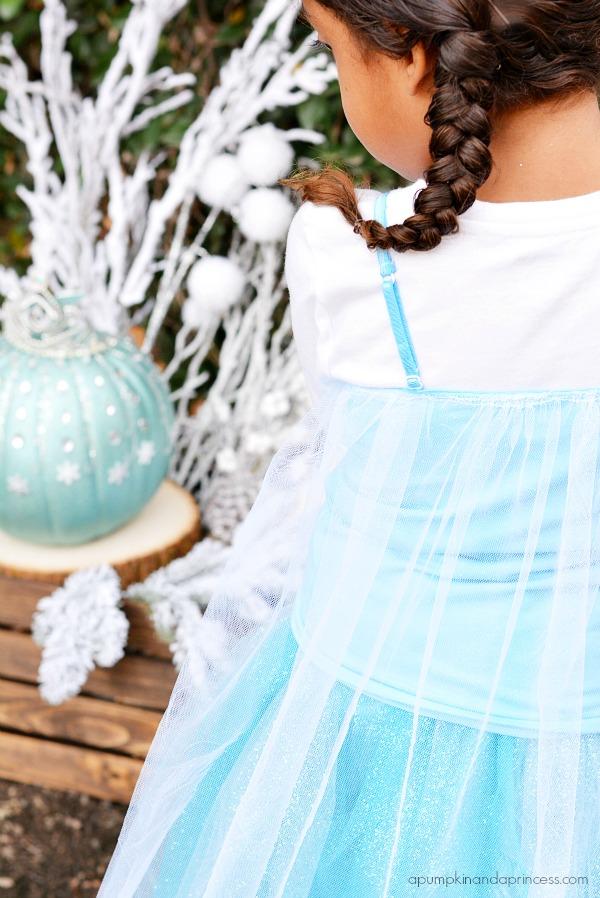DIY Elsa Costume