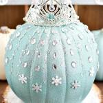 Frozen Elsa Pumpkin