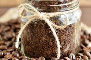 Homemade Coffee Sugar Scrub
