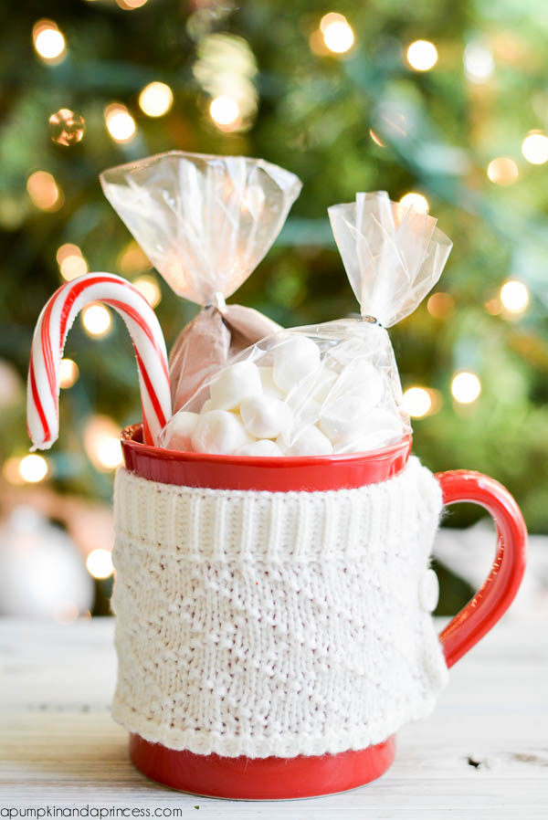 Hot Cocoa Gift - Ugly Sweater Party