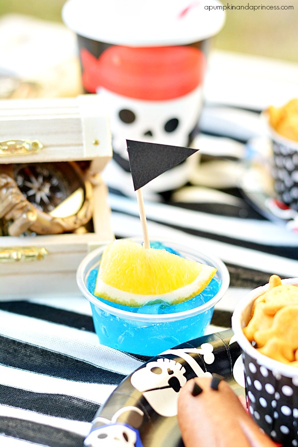 Pirate Party {Toddler Playdate}