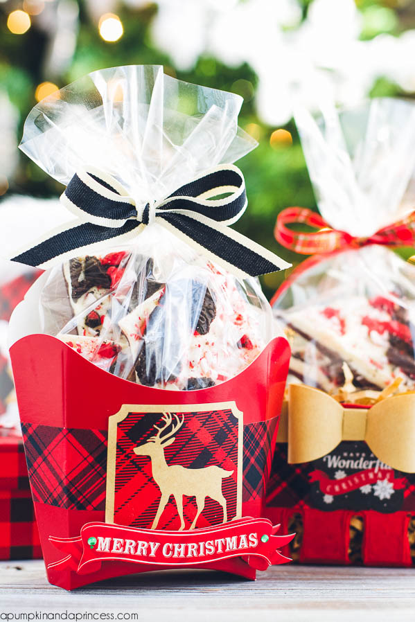 Free christmas gift labels template