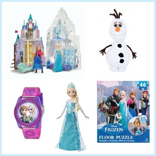 Disney Frozen Gift Ideas