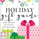 Ultimate Holiday Gift Guide – Favorite Beauty Products