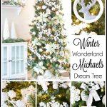 Winter Wonderland - Michaels Dream Tree Challenge