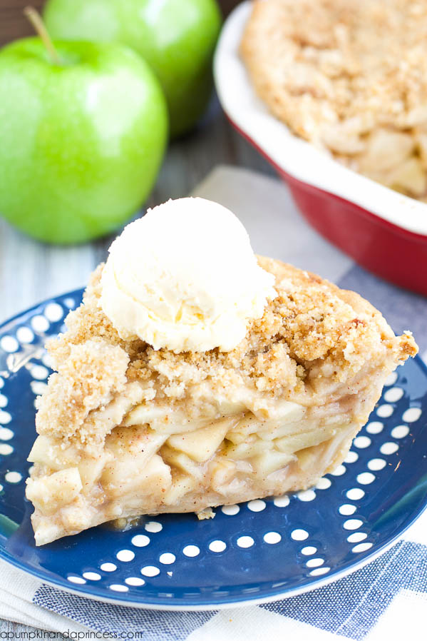 Easy Dutch Apple Pie Recipe