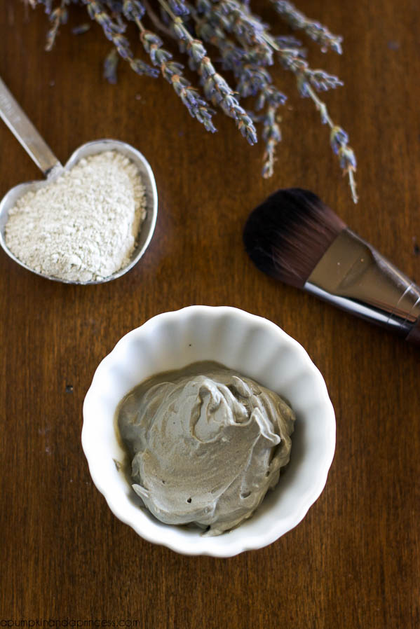 DIY European Clay Mask