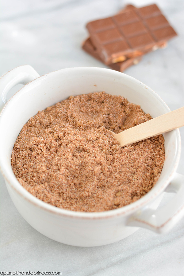 Chocolate Scrub Recipe
