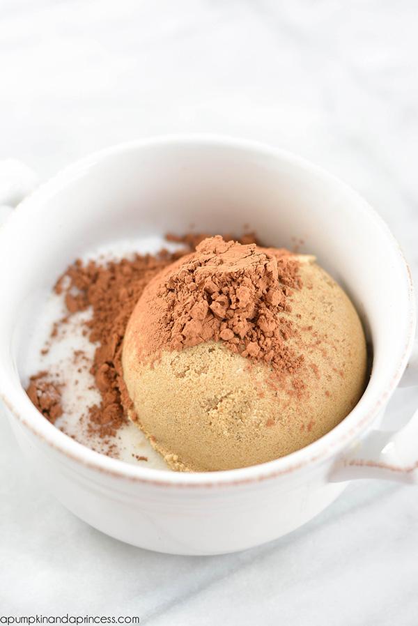 DIY Chocolate Sugar Scrub Recipe
