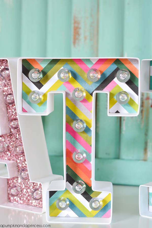 diy marquee letters diy marquee letters a pumpkin and a princess 21387
