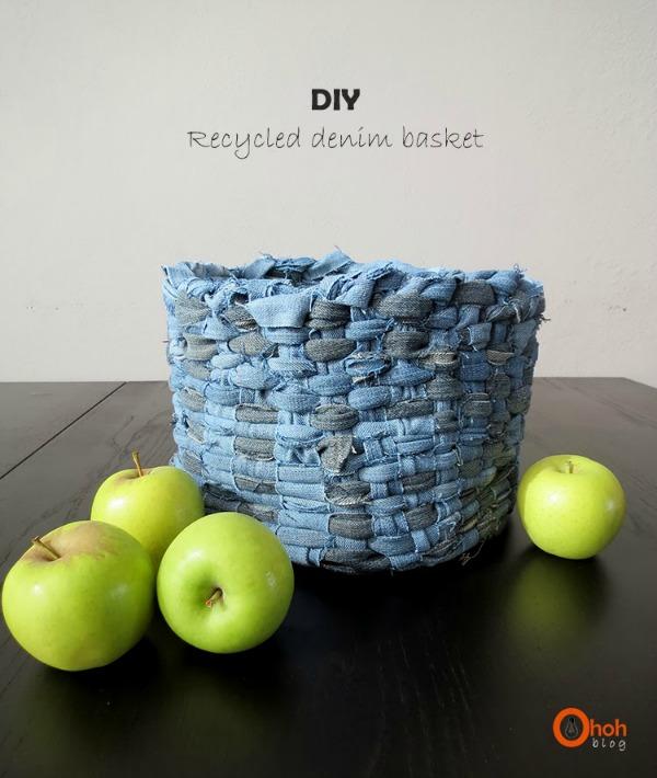 Diy tote bag ohoh blog diy and crafts - 40 Creative Denim Ideas A Pumpkin And A Princess
