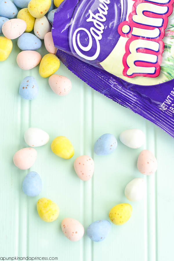 Cadbury Egg Recipes
