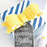 DIY Birthday Gift Box