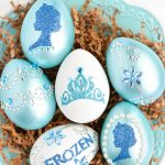 Disney Frozen Eggs-DIY