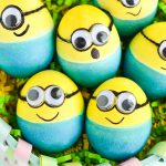 DIY Minion Eggs
