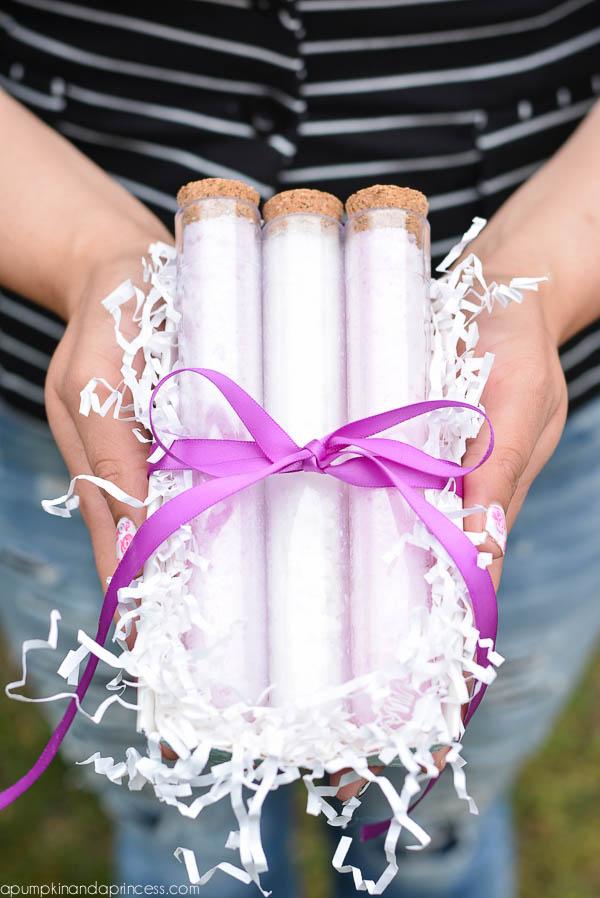 DIY-Bath Salts Gift