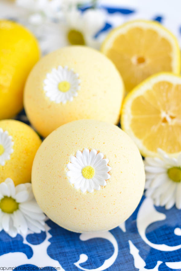Diy lemon bath bomb solutioingenieria Choice Image