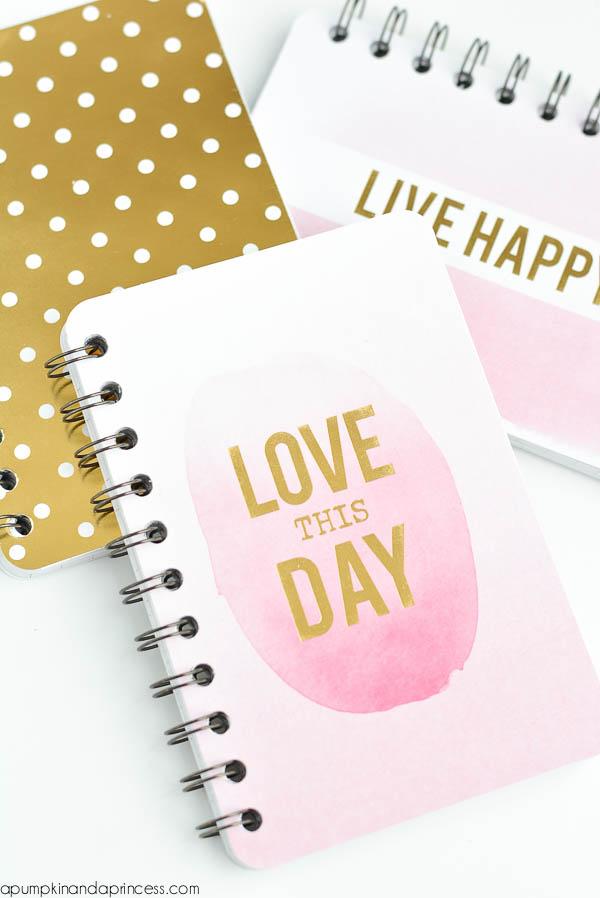DIY-Mini Notebooks
