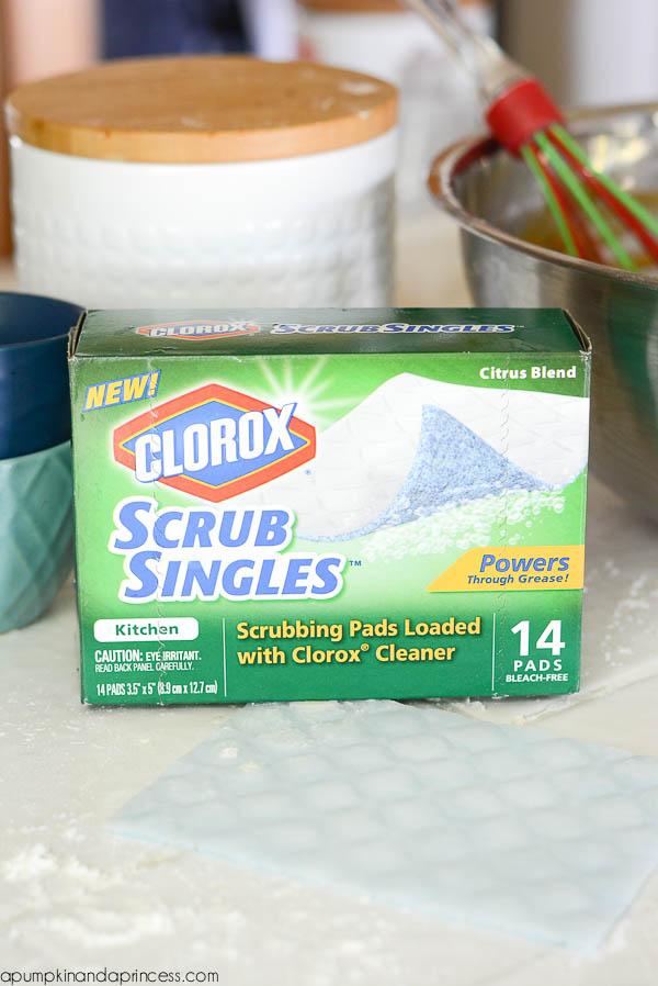Clorox Scrub Singles