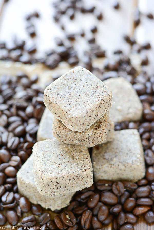 Coffee Scrub Cubes