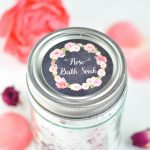 Rose Petal Bath Soak