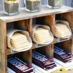 S'mores Bar Candy Display