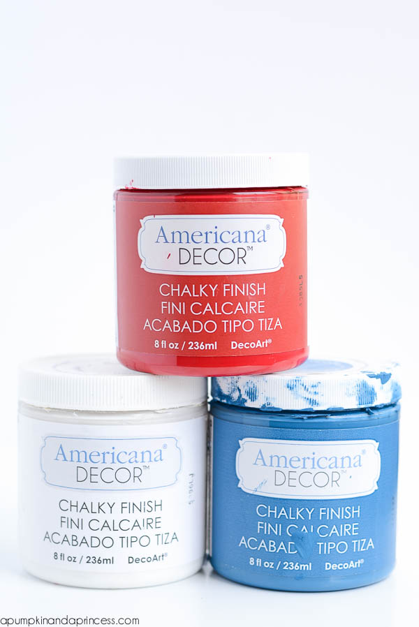 Americana Chalky Finish