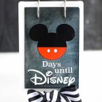 Disney Countdown {Printable}