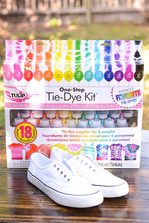 Tie-Dye Crafts