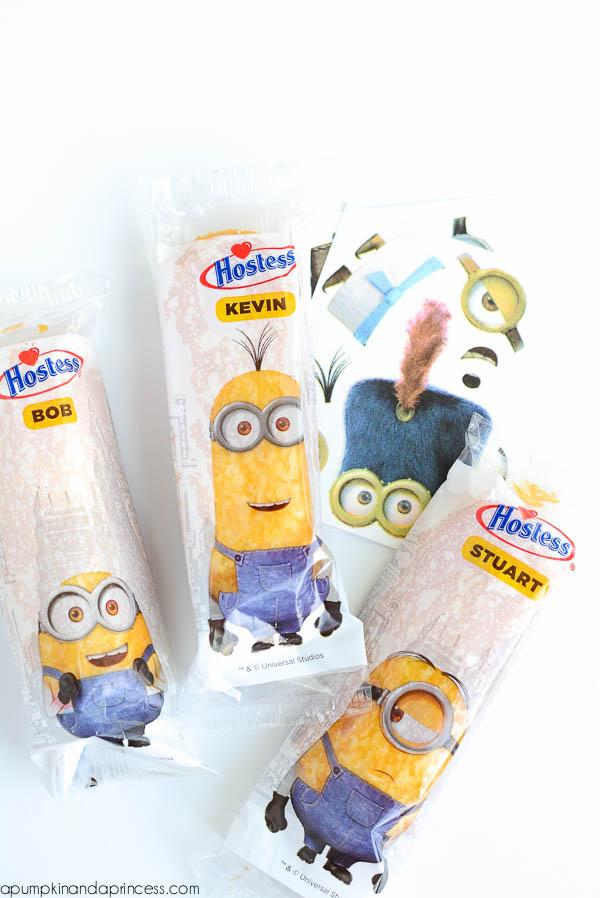 Twinkies Minions