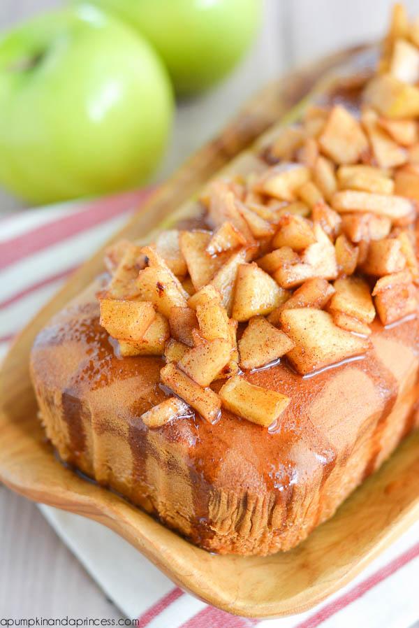 Cinnamon Apple Topping