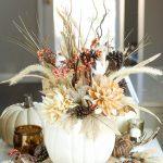 DIY Faux Pumpkin Vase