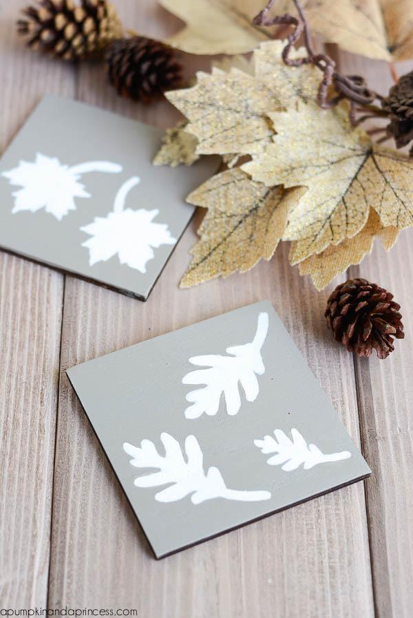 DIY Wood Coasters