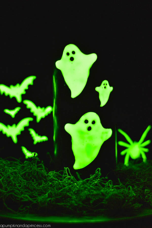 Glow-in-the-dark Candles