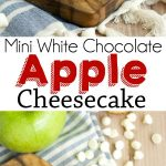 Mini Apple Cheesecakes Recipes