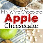 Mini Apple Cheesecakes Recipes