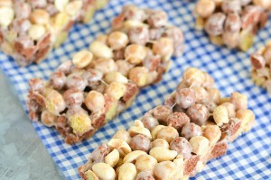 Reese's Puff Cereal Bars Recipe