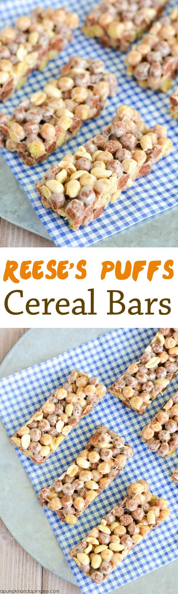 Reese's Puff Cereal Bars