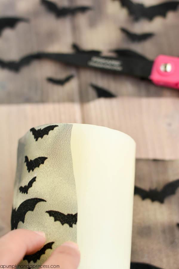 bat candle
