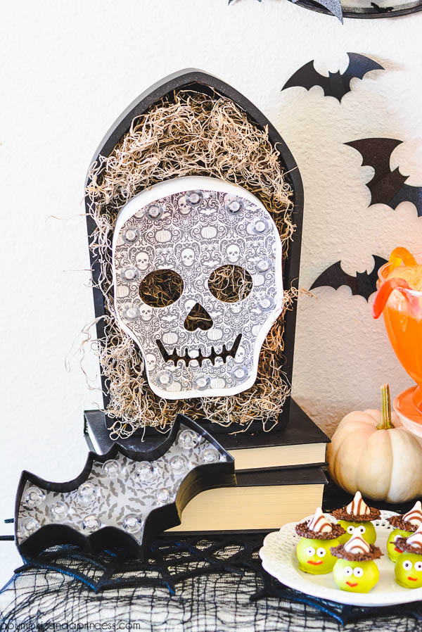 Halloween Decor - Heidi Swapp Marquee