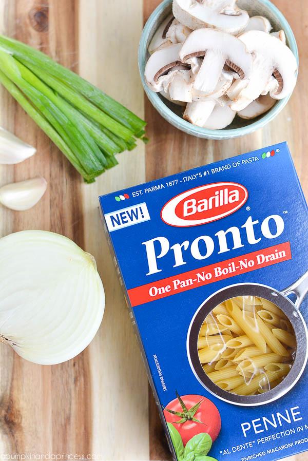 One-Pot Penne Pasta Recipe