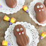 Vampire Cookies + Halloween Printable